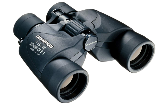 Olympus Trooper 8 – 16x40 Zoom DPS Binoculars