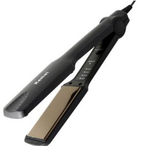 kemei km-329 professional hair straightener review