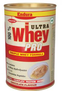 Endura an Ultra Whey Pro