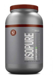 Isopure Low Carb Whey Protein