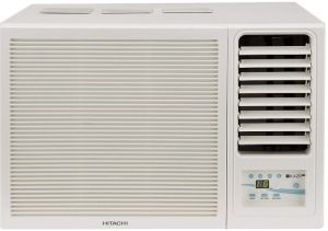 Hitachi 1 Ton 3 Star Window AC (RAW312KWD Kaze Plus, White)