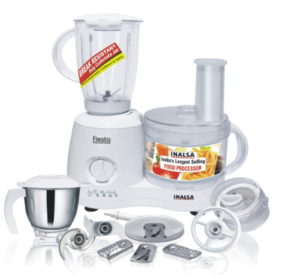 INALSA FIESTA 650 W FOOD PROCESSOR