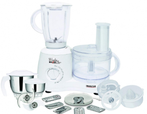 Inalsa Wonder Maxie Plus V2 700-Watt Food Processor