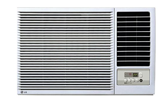 LG 1.5 Ton 3 Star Window AC (Copper, LWA18CPXA, White)
