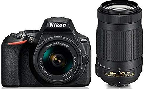 Nikon D5600 the dslr in india