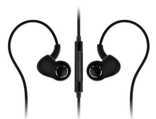 SoundMAGIC PL30 + C in-Ear Earphones (Black)