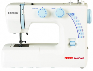 Usha Usha Janome Excella Automatic Sewing Machine reviews