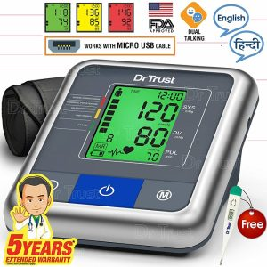 dr trust a one max bp monitor