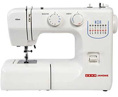 usha janome allure sewing machine reviews