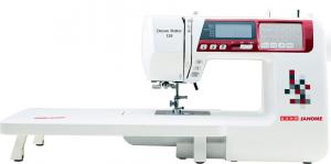 usha janome dream maker 120 35-watt computerized sewing machine reviews