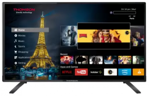 Thomson 32 inch HD ready smart LED TV